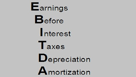 Definition of EBITDA