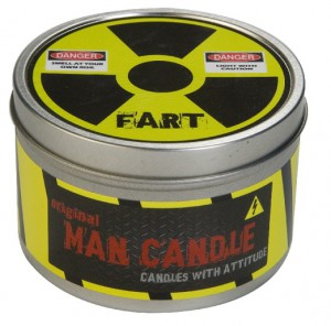 ManCandle as Featured on ABC'S Shark Tank