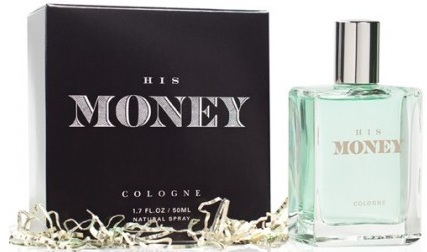 His Money Cologne by Patrick McCarthy