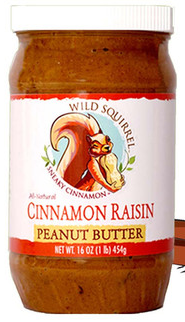 Wild Squirrel Nut Butter as Seen on ABC's Shark Tank