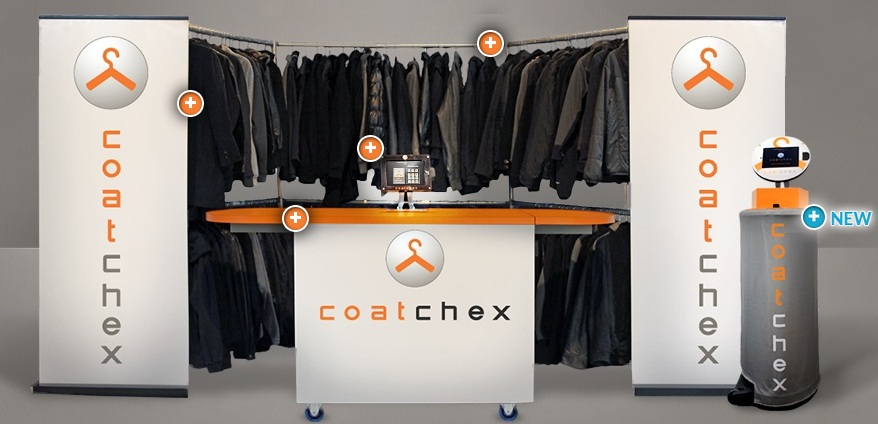 CoatChex as seen on ABC's Shark Tank
