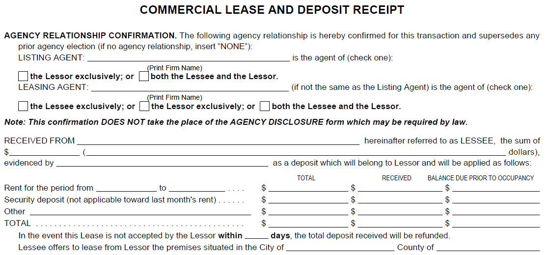 Lease Expiring: Holdover Clauses in Industrial & Retail Leases