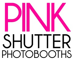 Pink Shutter Photobooths as seen on Amazon.com