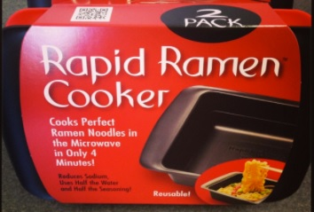 Rapid Ramen as seen on ABC's Shark Tank