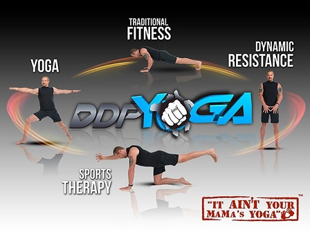 DDP Yoga as seen on ABC's Shark Tank