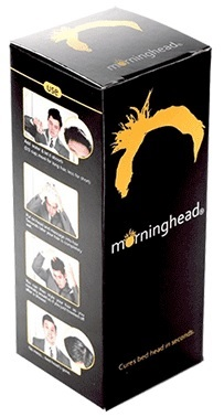 Morninghead available via Amazon.com